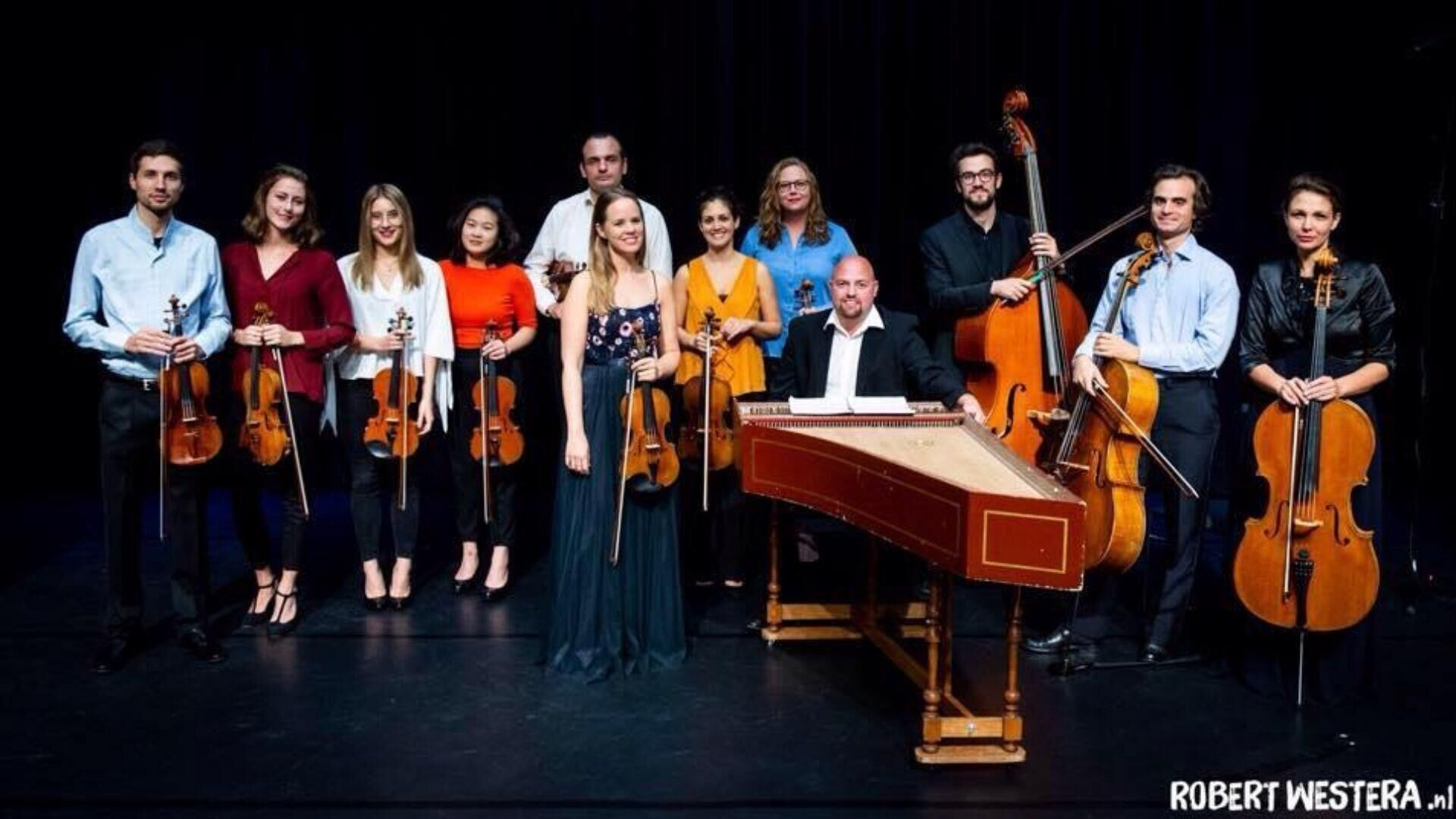 Jubileumconcert – Lisa Jacobs & The String Soloists